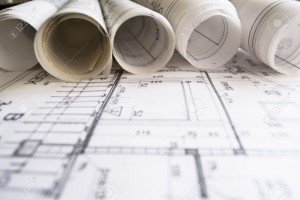 9323180-architectural-plan-technical-project-drawing-technical-letters-close-up-architect-at-work-Divider-la-Stock-Photo